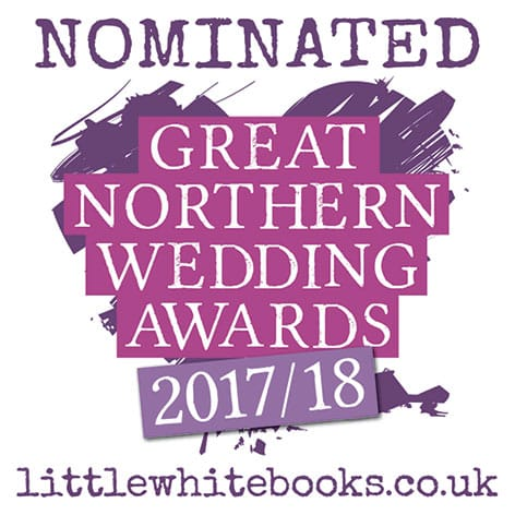 little white books nominated logo