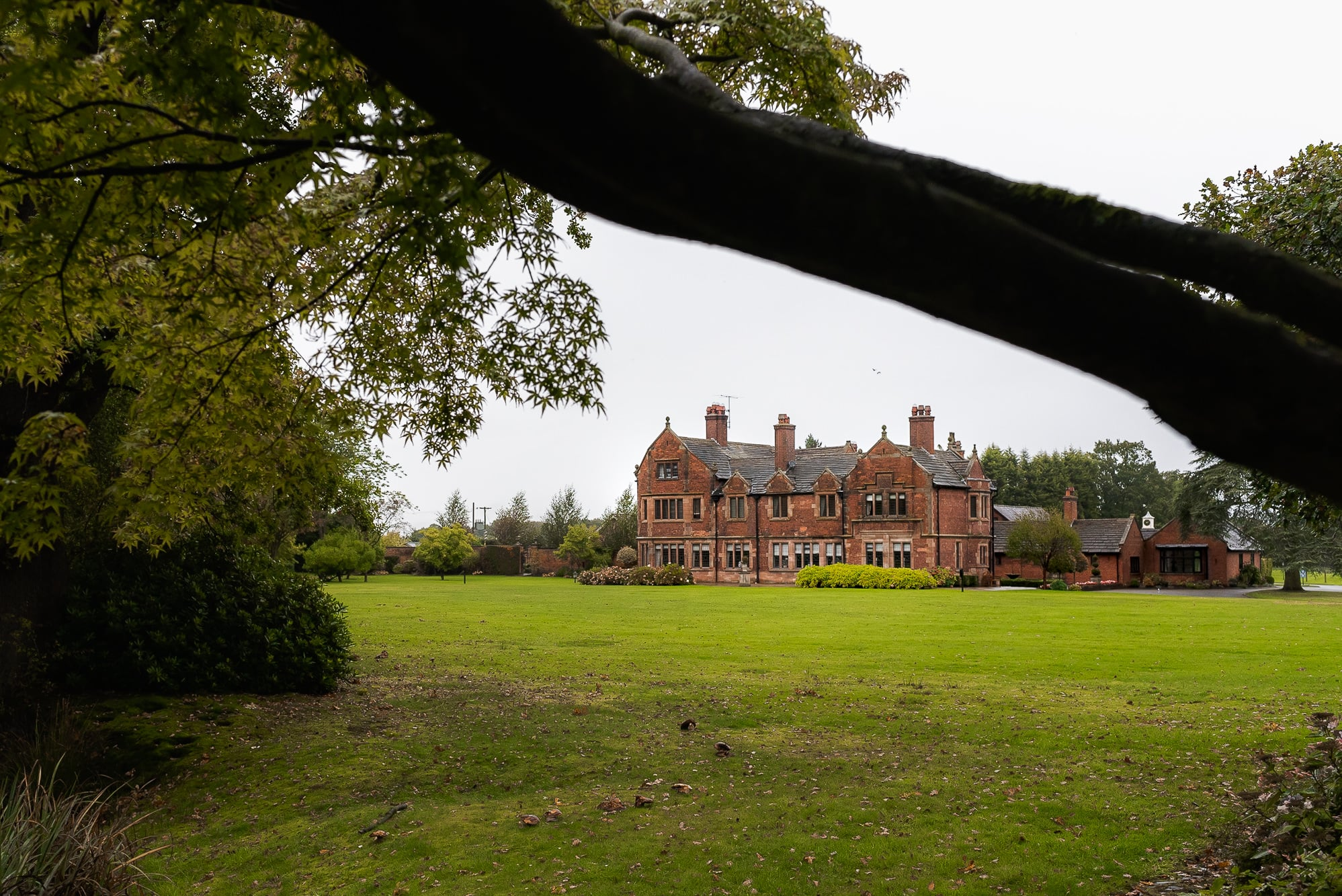 A picture of Colshaw Hall