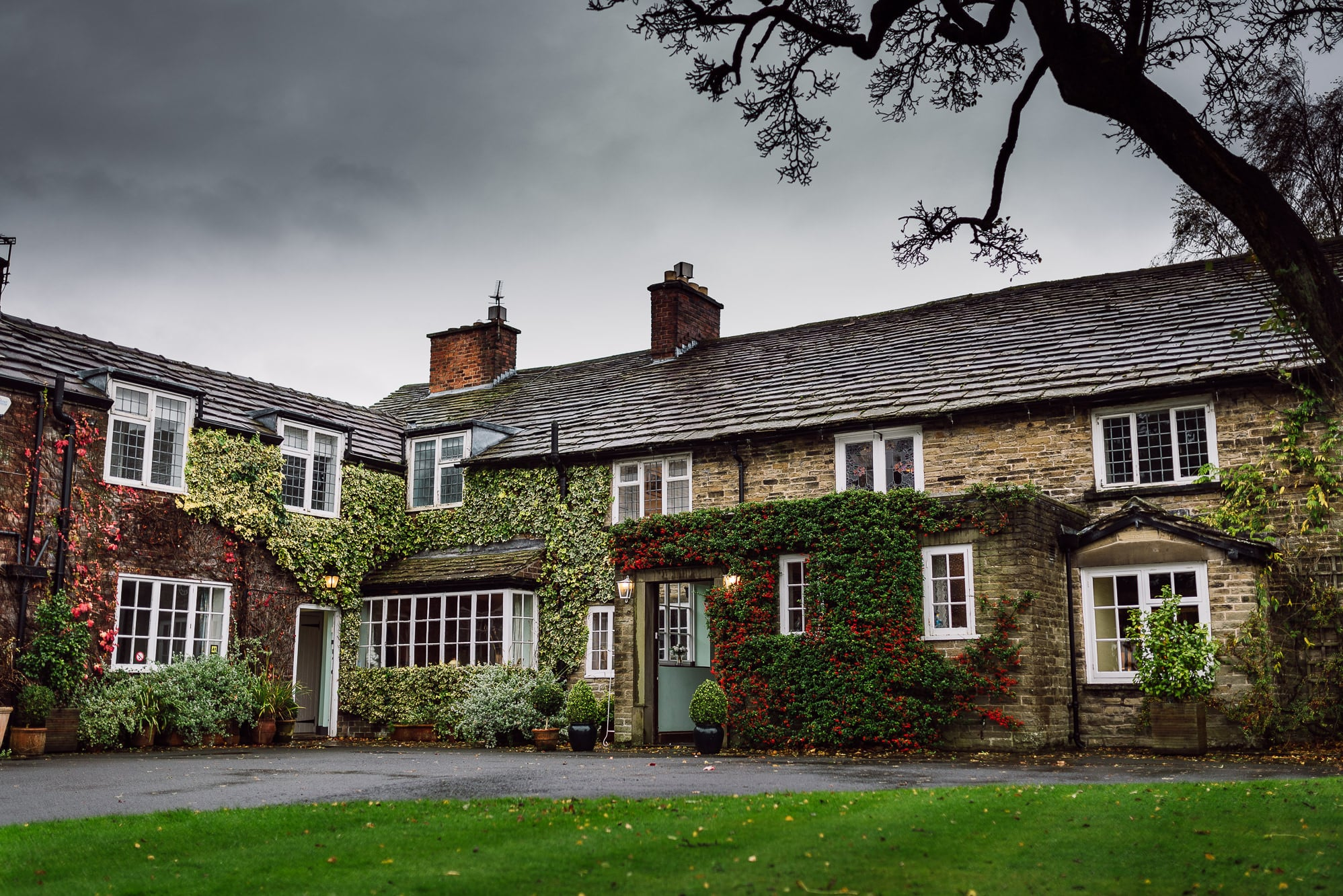 A photo by Andy Griffiths photography of Hilltop Country House