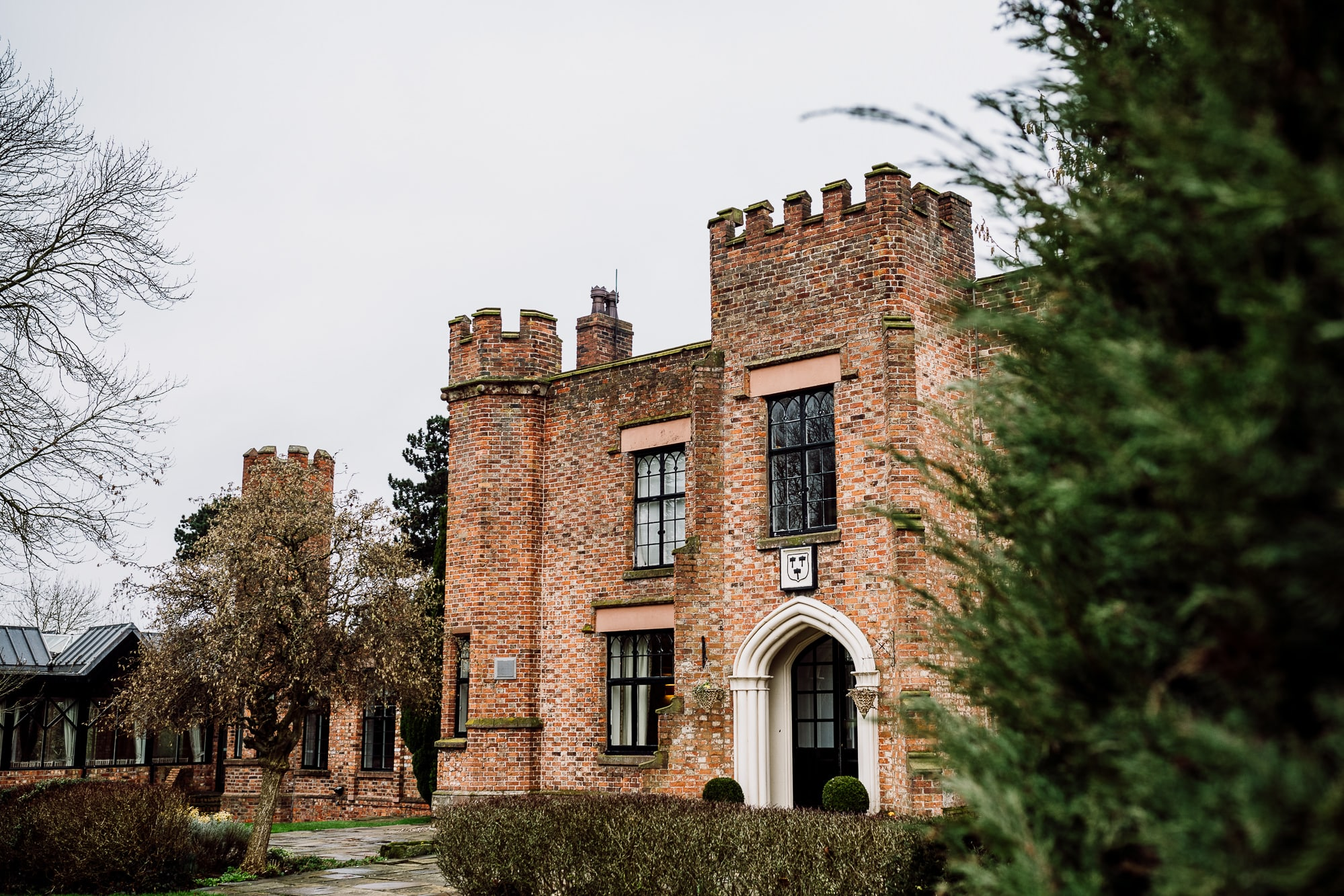A photo of Crabwall Manor by Andy Griffiths Photography