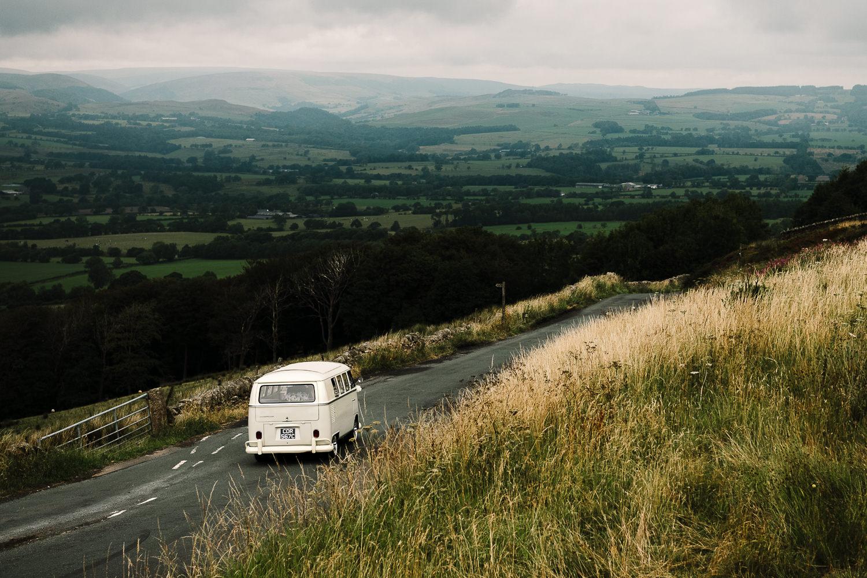 Photo of the camper van