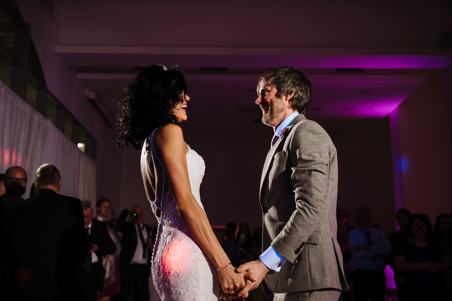 First dance at the Venue, liverpool