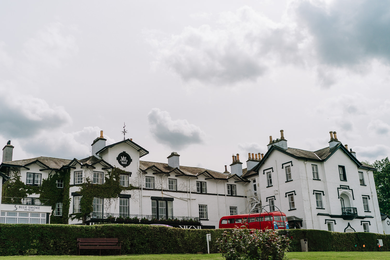 A photo of Low Wood Bay Hotel