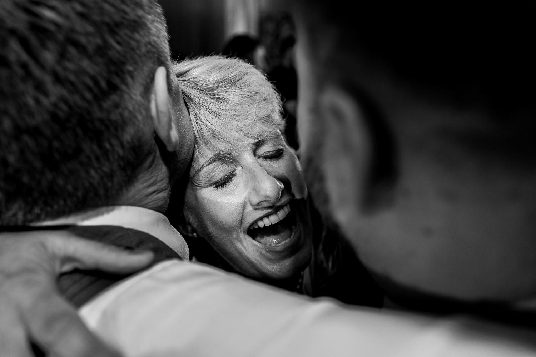 mum hugging