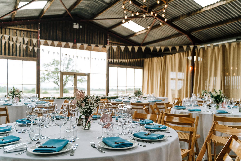 Grange Barn room details