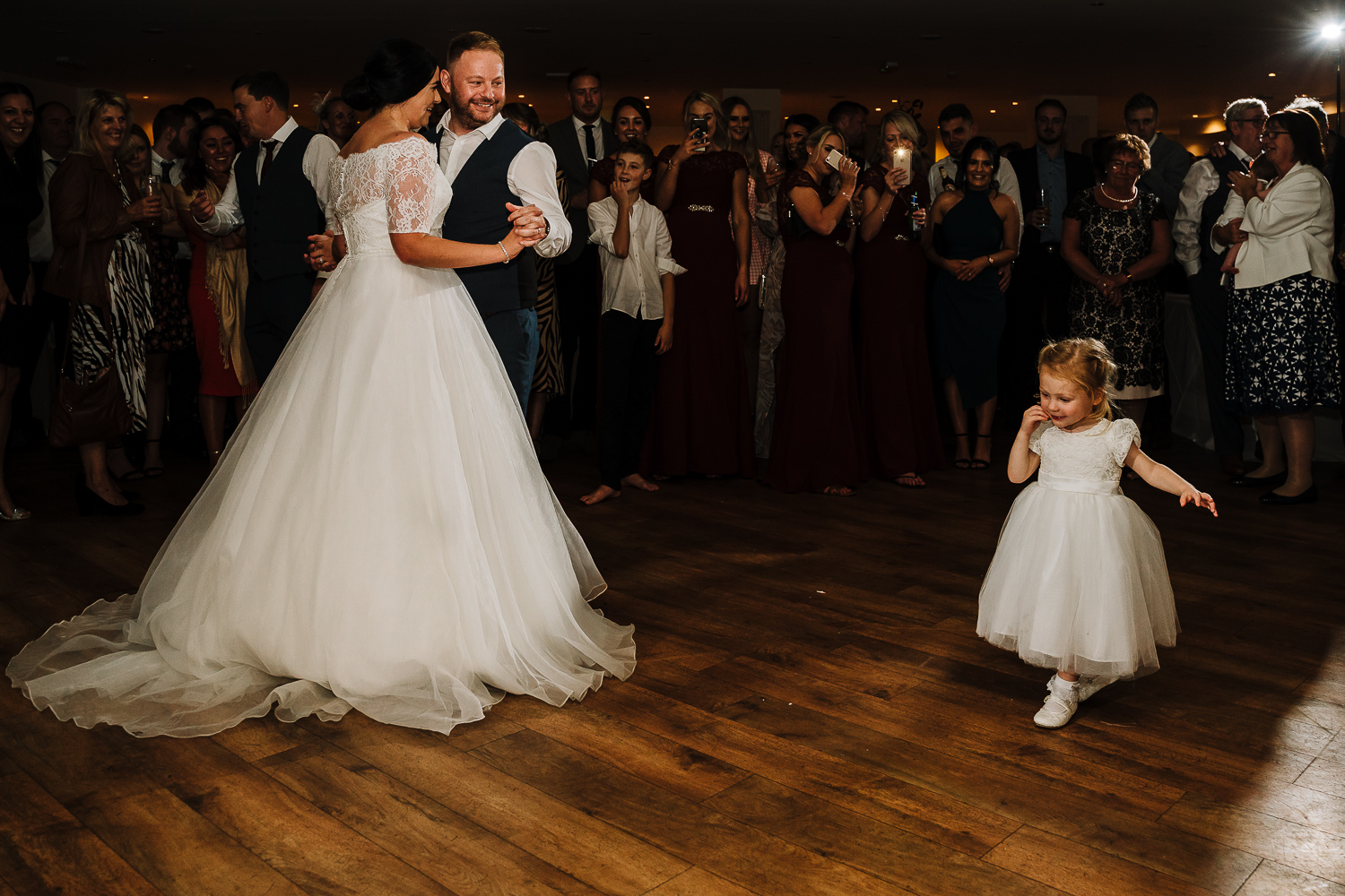 First dance with daughter