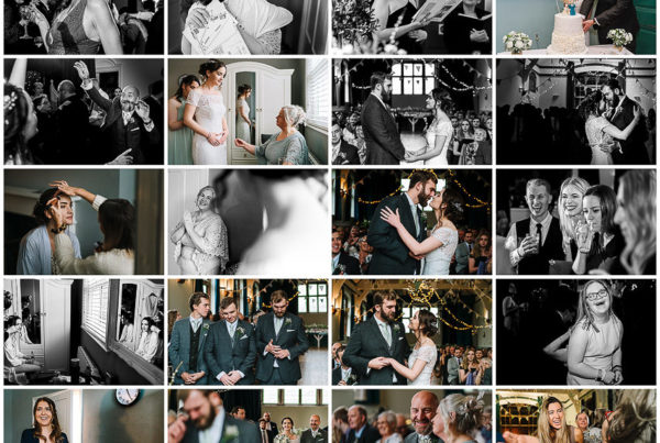 Loads of images together in a grid from Barbour Institute