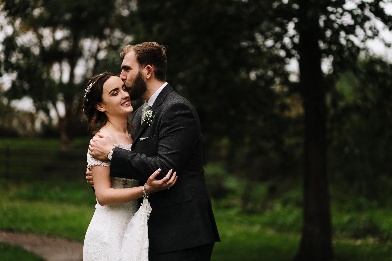 Couples portraits at Barbour Institute