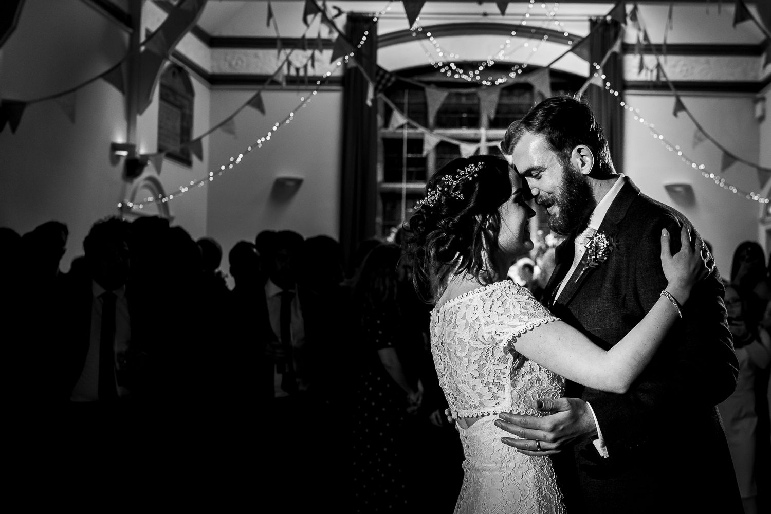 First dance at Barbour Institute