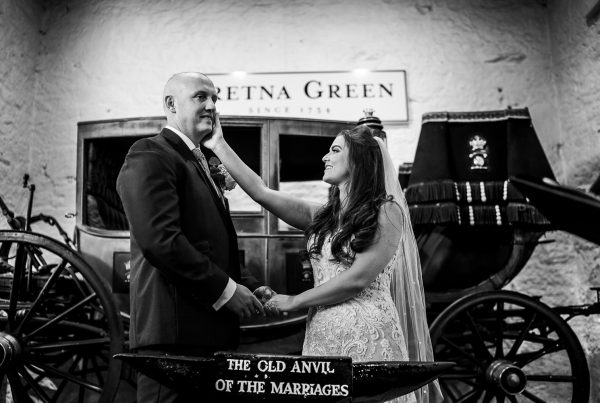 Vows at Gretna Green