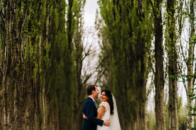 Couples photos at Fletcher Moss