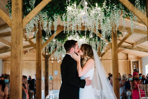 First kiss at Merrydale Manor