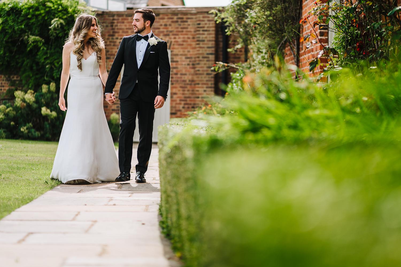 Wedding photos at Merrydale Manor