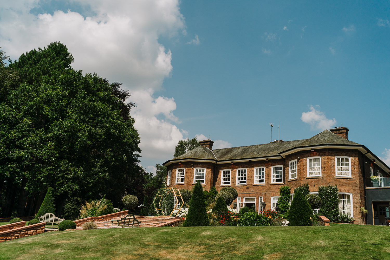 A photo of Delamere Manor