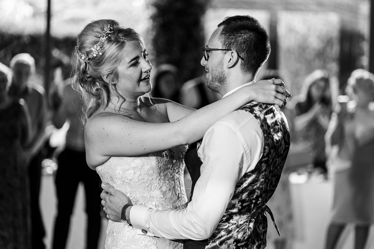 First dance at Delamere Manor